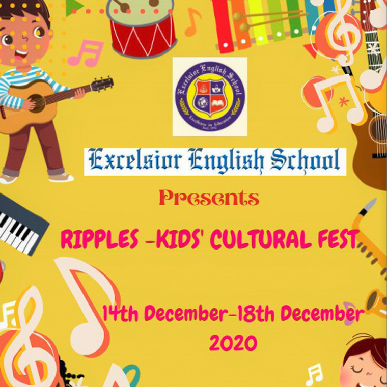 Ripples - Kids Cultural Fest