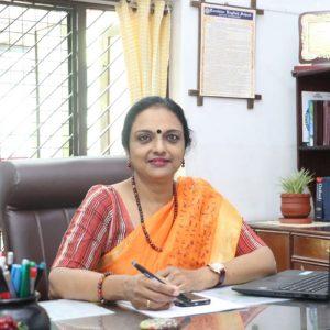 Ms. Shirin Chandy